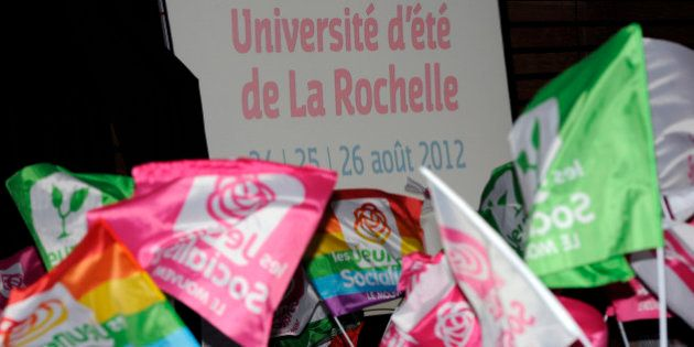 L'université d'été du PS à la Rochelle n'est pas ouverte qu'elle s'offre déjà un