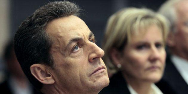 Nicolas Sarkozy dépassé par l'affaire Nadine Morano, et ce n'est pas une