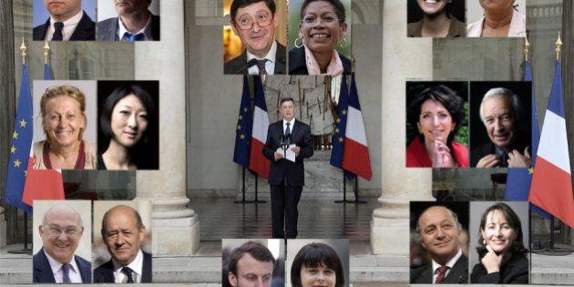 Liste du gouvernement Valls II: qui sont les ministres de la nouvelle