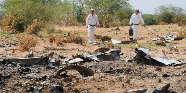 Vol AH-5017 au Mali: le crash de l'avion d'Air Algérie reste