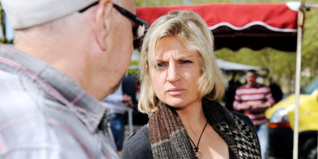Valérie Debord, l'ex-porte-flingue de Sarkozy qui va remplacer Morano aux
