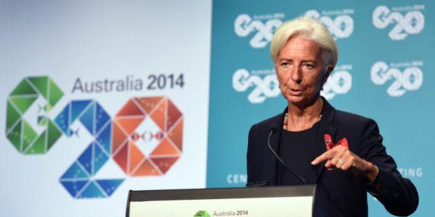 Le FMI et les Etats-Unis demandent à l'Europe de faire plus pour la