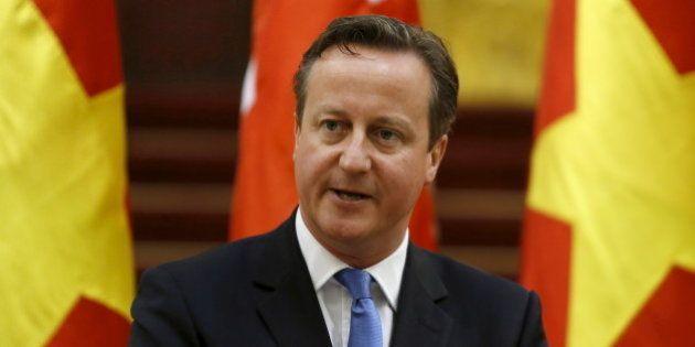 Migrants: David Cameron parle de