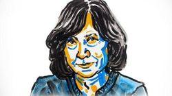 Le prix Nobel de littérature décerné à Svetlana