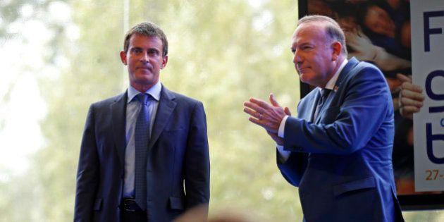 Valls au Medef : la première sortie du nouveau gouvernement, c'est pour