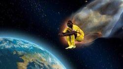 Le geste acrobatique de Mario Balotelli amuse les
