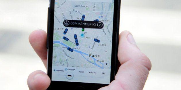 Uber baisse ses tarifs de 20% à