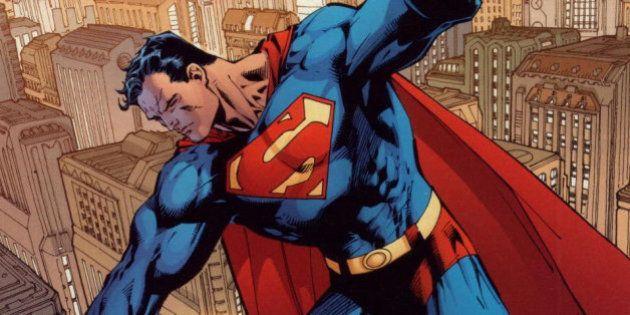 Superman n'est plus Clark Kent, le super-héros de DC Comics change d'identité