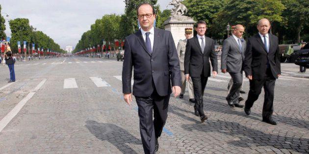 Le gouvernement Valls 2 en ordre de bataille (mais avec peu de