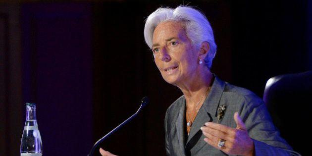Christine Lagarde mise en examen pour