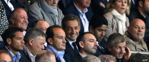 PSG-Lyon: après son interview, Nicolas Sarkozy file voir le match au Parc des