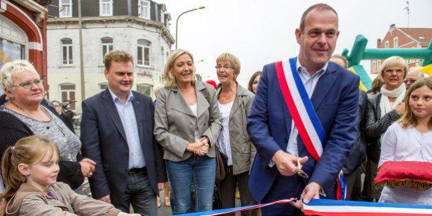 Le maire FN d'Hénin-Beaumont Steeve Briois porte plainte après le dérapage d'un élu