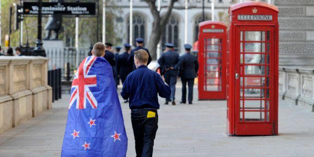 La Nouvelle-Zélande veut bannir de son drapeau l'Union Jack, symbole du colonisateur