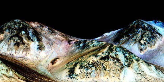 Eau sur Mars : Comment pourrait-on boire le précieux liquide