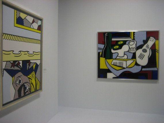Expo: un Picasso, des