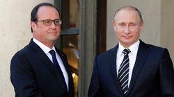 En Syrie, La Russie entre-t-elle en guerre froide avec la France