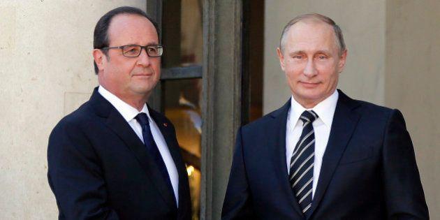 Syrie: en bombardant les rebelles, la Russie s'engage-t-elle dans une guerre froide avec la France