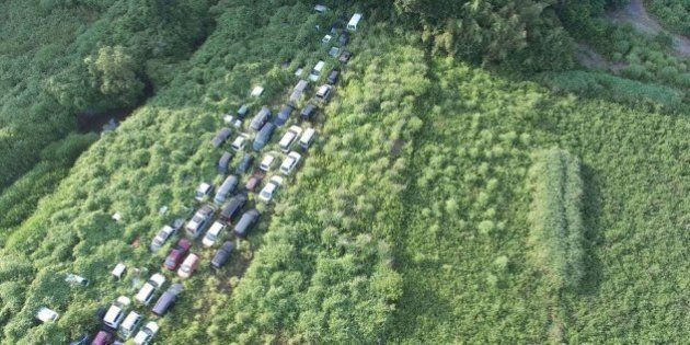 PHOTOS. Des lieux laissés à l'abandon après Fukushima sont dignes de