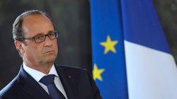Hollande fixe les grandes lignes de sa