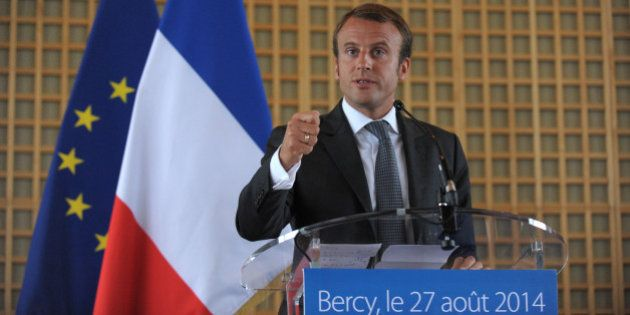 35 heures: Emmanuel Macron prêt à autoriser