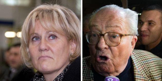 Nadine Morano et Jean-Marie Le Pen, deux croisades parallèles au nom de