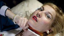 Victorine, Chantal Goya sous