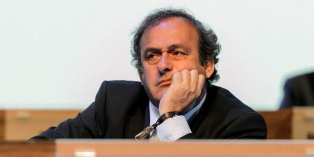 Fifa: Michel Platini renonce à la