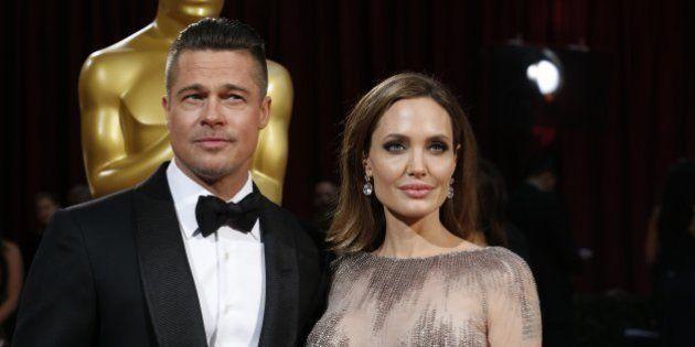 Mariage de Brad Pitt et Angelina Jolie: la cérémonie a eu lieu en