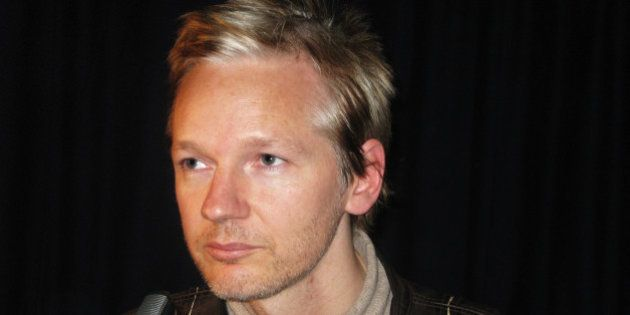Julian Assange at Too much information? Security and censorship in the age of Wikileaks, Sep 30, City