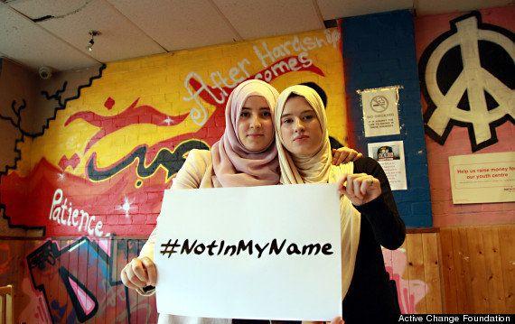 Contre l'État islamique de jeunes musulmans britanniques lancent une campagne sur les réseaux