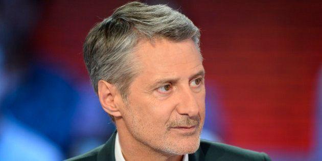 Antoine de Caunes fera sa rentrée en novembre sur Canal Plus,