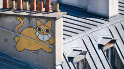 Sortir la peinture de rue de la mauvaise réputation qui