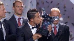 Ronaldo sacré meilleur joueur par