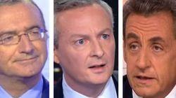 Les concurrents de Sarkozy assument... leur ancrage à