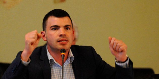 Hayange: le maire FN Fabien Engelmann visé par une enquête préliminaire après une