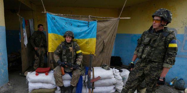 Ukraine: une présidentielle et des législatives chez les rebelles de Donetsk en
