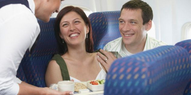 INFOGRAPHIE. Plateaux-repas en avion: l'importance de la nourriture pour choisir sa compagnie