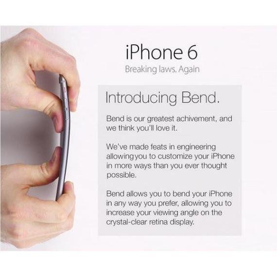 Problème sur l'iPhone 6? Il pourrait se plier dans la poche du pantalon d'après certains