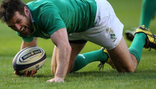 Rugby: La Coupe du monde des