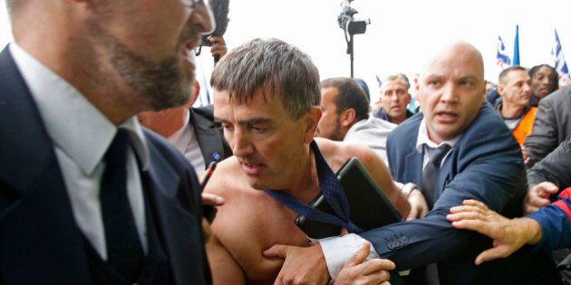 VIDÉO. Violences à Air France: la majorité des Français disent comprendre, sans