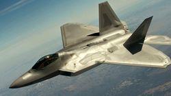 Première mission de combat du chasseur F-22, le plus perfectionné au