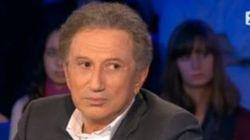 Michel Drucker s'énerve et insulte un journaliste dans