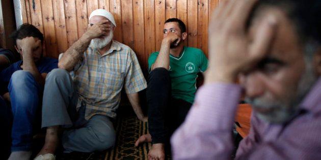 Un bébé palestinien brûlé vif dans une attaque d'extrémistes israéliens en