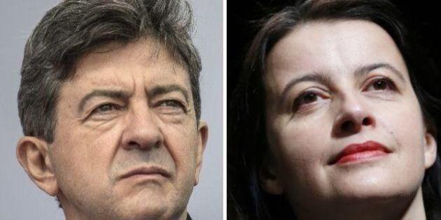 Syndicalistes d'Air France interpellés: Mélenchon et Duflot