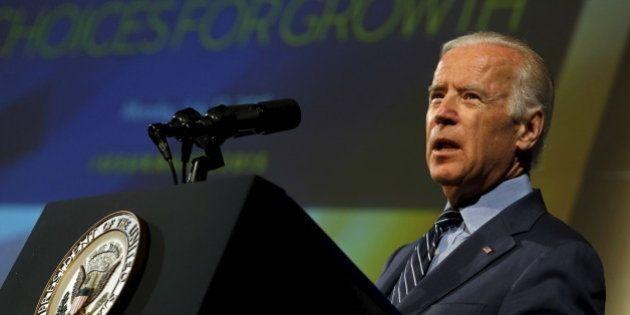 Joe Biden, candidat à la Maison Blanche? Le vice-président américain l'envisagerait, selon le New York