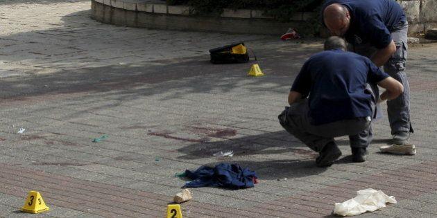 À Jérusalem, la série d'agressions au couteau se