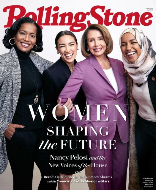 Alexandria Ocasio-Cortez Scores Time Magazine Cover: 'The