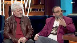 La valiente y aplaudida revelación de Bob Pop sobre su enfermedad en 'Late