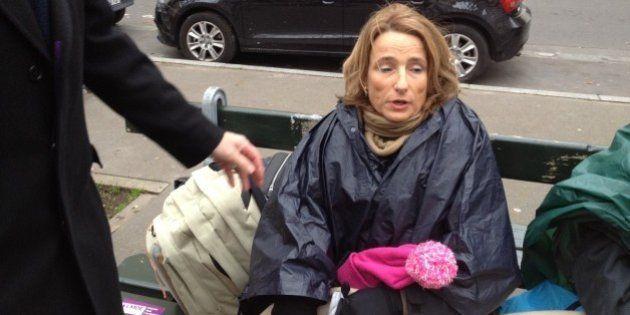 Grêve de la faim: Béatrice Bourges annonce qu'elle met fin à son