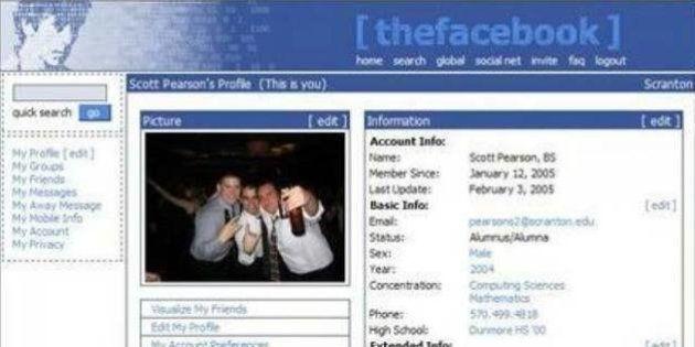 PHOTOS. L'évolution de Facebook en 10 ans: comment le réseau social s'est-il transformé depuis ses